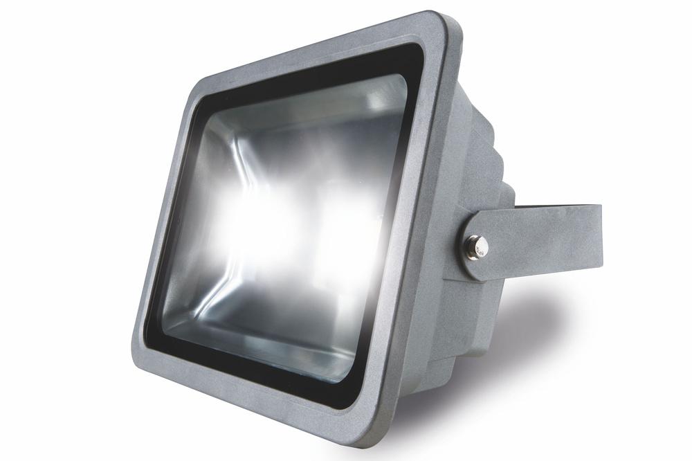 lenztools chip led strahler ip65 80w. Black Bedroom Furniture Sets. Home Design Ideas